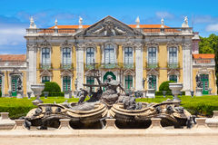 Queluz National Palace Stock Image