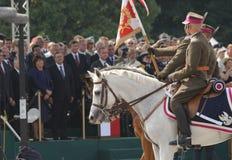 CEREMONIAL GUARD Royalty Free Stock Photos
