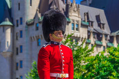 Ceremonial Guard Stock Photo