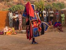 Free Ceremonial Mask Dance, Egungun, Voodoo, Africa Royalty Free Stock Photography - 180094707