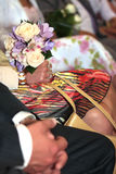 ceremonibröllop Arkivfoto