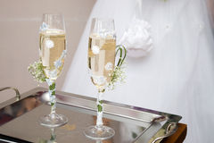 ceremonibröllop Arkivbild