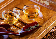 ceremonii herbata Obrazy Stock