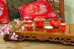 ceremonii herbata obraz stock