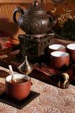 ceremonii herbaty Zdjęcia Royalty Free