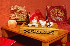 ceremonii herbaty Zdjęcia Stock
