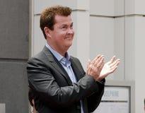 ceremonii sławy folarza Hollywood Simon gwiazdy spacer Obraz Stock