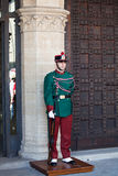 Ceremony of Changing the Guards in San Marino Stock Photos