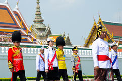 Ceremony of cremation Princess Thailand. Stock Image