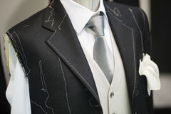 Ceremony handmade Suit technique Stock Photos