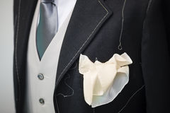 Ceremony handmade Suit technique Royalty Free Stock Image