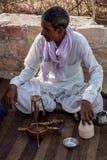 Ceremony opium Stock Photography
