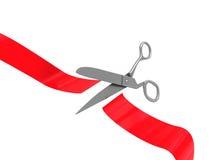 Ceremony ribbon Stock Photography