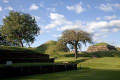Ceren El Salvador Arkivbilder