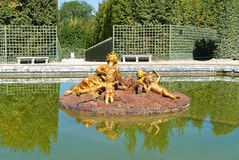 Ceres Fountain in Versailles Stock Photos