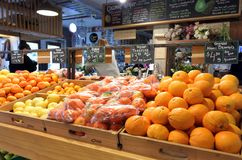 Ceres Fresh Market Ponsonby Auckland New Zealand stock images