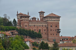 Cereseto Castle - Italy Royalty Free Stock Images