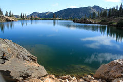 Ceret Lake, Utah Royalty Free Stock Image