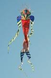 Cerf-volant coloré Photographie stock libre de droits