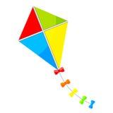Cerf-volant coloré Photographie stock