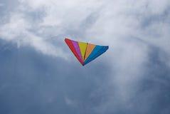 Cerf-volant d'arc-en-ciel Photos libres de droits