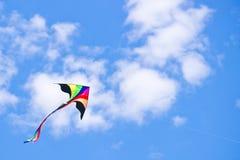 Cerf-volant dans le ciel Photographie stock libre de droits