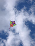 Cerf-volant dans le ciel Photo libre de droits