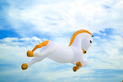Cerf-volant de cheval Image libre de droits