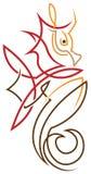 Cerf-volant de la mer Horse Photo libre de droits