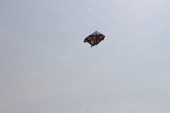 Cerf-volant de papillon Image libre de droits