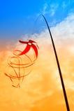 Cerf-volant de rotation Photos stock