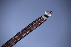 Cerf-volant traditionnel Photo libre de droits