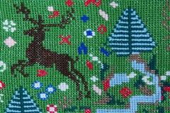 Cerfs communs 2 de Brown Image stock