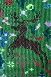 Cerfs communs 3 de Brown Photo libre de droits