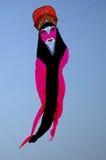 cerfs-volants colorés Photographie stock libre de droits