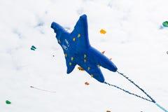 Cerfs-volants de vol Image libre de droits