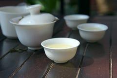 Cerimónia de chá Foto de Stock