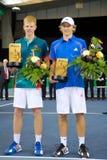 Cerimónia de entrega dos prémios em Zurique Opne 2012 Foto de Stock Royalty Free