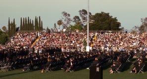 Cerimónia de graduação Imagem de Stock Royalty Free
