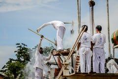 Cerimónia religiosa Fotografia de Stock