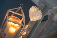 Cerimônia clara do amor Fotos de Stock Royalty Free