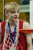 Cerimônia da medalha do campeonato do basquetebol de cadeira de rodas do mundo imagem de stock royalty free