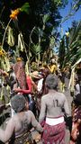 Cerimônia Bali Foto de Stock