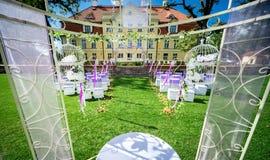 Cerimônia de casamento Fotografia de Stock