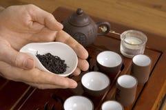 Cerimônia de chá Fotos de Stock Royalty Free
