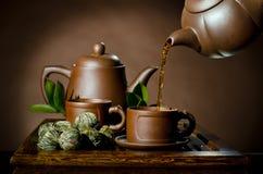 Cerimônia de chá imagem de stock royalty free