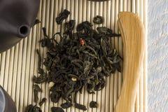 Cerimônia de chá chinesa Imagem de Stock Royalty Free
