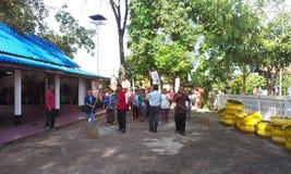 Cerimônia de Katin Imagem de Stock