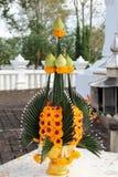 Cerimônia sacrificial budista fotos de stock royalty free