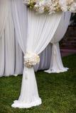 Cerimonia di cerimonia nuziale Fotografia Stock
